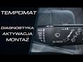 Jak wyposażyć auto w tempomat? Montaż, aktywacja oraz diagnostyka. VW / Seat / Skoda / Audi