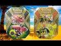 Pokemon Cards - Opening NEW Tapu Bulu & Tapu Koko Island Guardians Tins of Pokemon Cards!