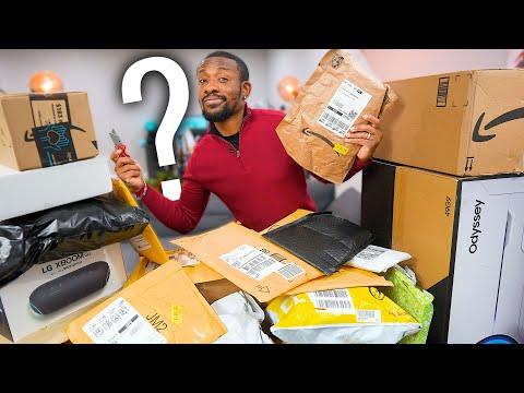My Massive Tech Unboxing 36.0! - Holiday Edition!