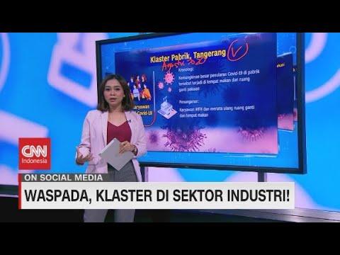 Waspada, Klaster di Sektor Industri!
