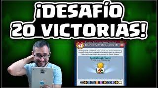 ¡VUELVE EL DESAFÍO 20 VICTORIAS! PREPARAMOS MAZOS PARA EL | Malcaide Clash Royale