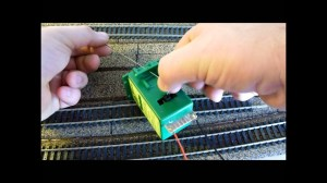 How to install a tortoise slow motion switch machine  YouTube