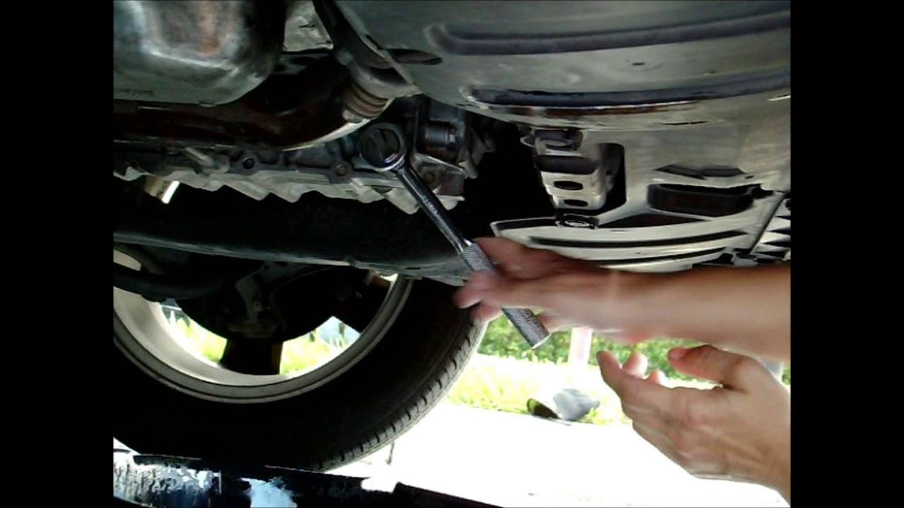Fuel Filter Honda Jazz 2007 Honda Civic Transmission Fluid Change Youtube