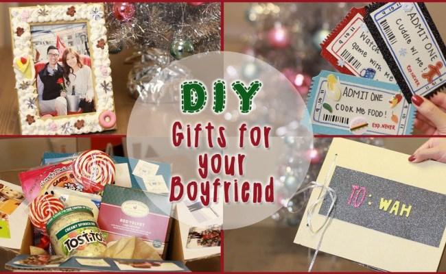 Diy 5 Christmas Gift Ideas For Your Boyfriend