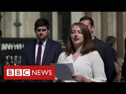 Labour pays damages to former employees to settle defamation claims - BBC News