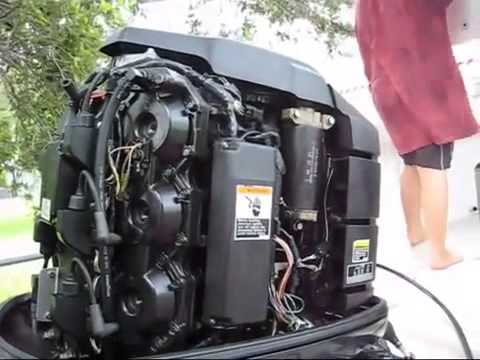 wiring diagram for ignition switch on mercury outboard 91 cherokee engine compression test evinrude johnson - youtube