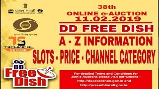Download DD Free Dish (new added) Useful Channel List Clip Video MP4