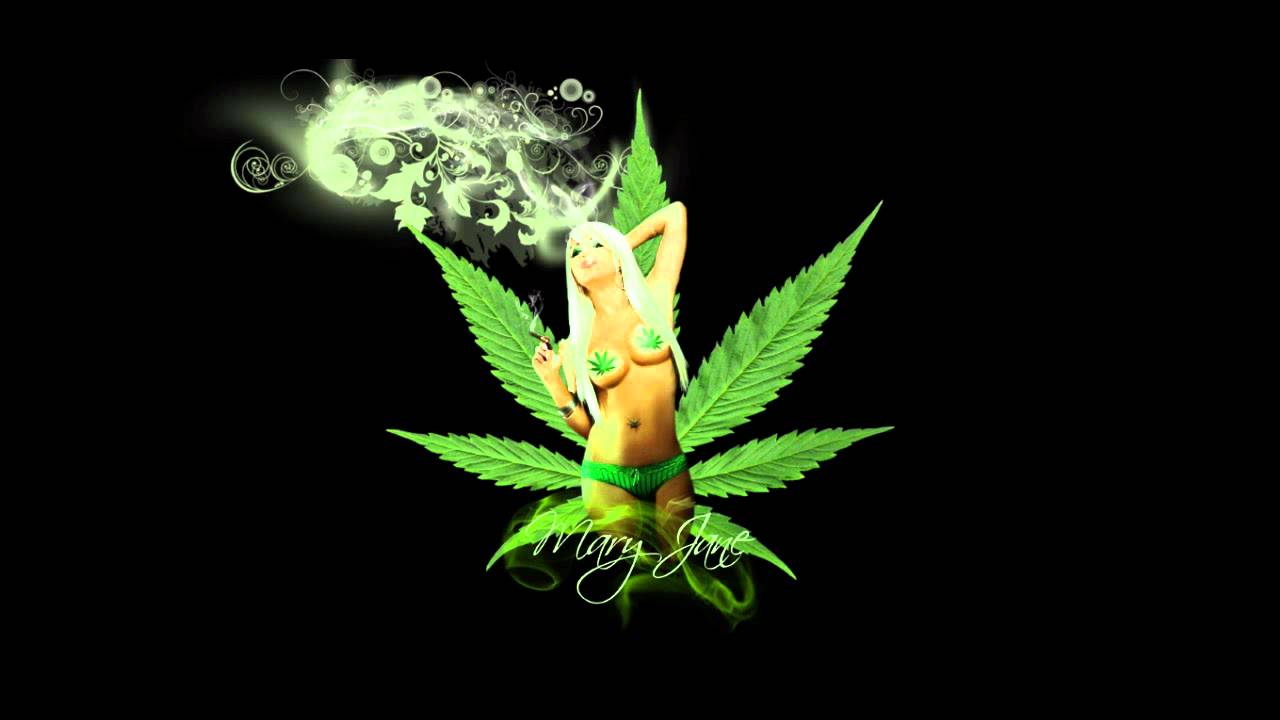 Weed Girl Wallpaper Cypress Hill I Love You Mary Jane Youtube