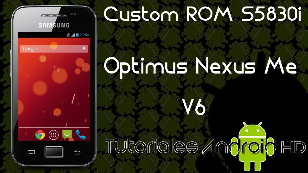 Image Result For Optimus V Custom Rom