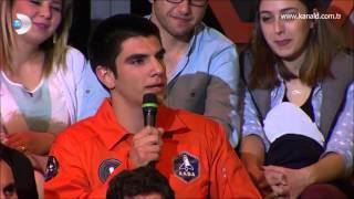 Türkiye'nin En Genç Astronotu Halil Kayıkcı Beyaz Show'da
