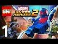 LEGO MARVEL Super Heroes 2 FR #1