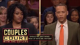 Man Can't Get Enough of BOTH Sisters (Full Episode) | Couples Court