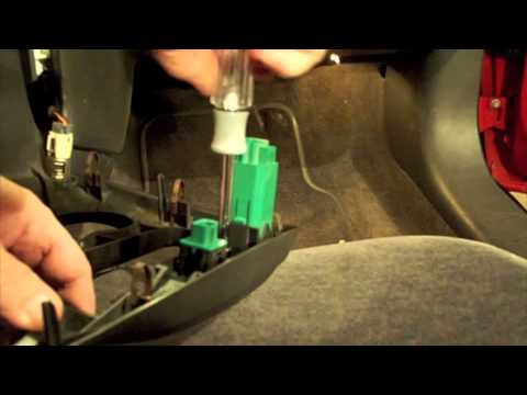 Sunfire Ignition Wire Diagram Pontiac Grand Am Turn Signal Fix Repair Youtube