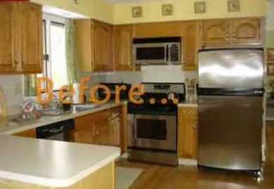 Kitchen Cabinet Refacing On Long Island