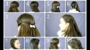 easy & simple hairstyles