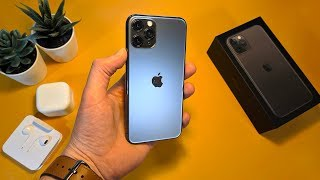 iPhone 11 Pro: Unboxing & Review!