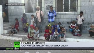 'Lazy attitude in media towards Yemen crisis': 6x more casualties than previously thought