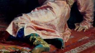 [EN] Ivan the Terrible and His Son Ivan - Ilya Repin (1885) [Analysis]