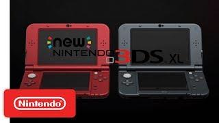 New Nintendo 3DS XL First Look