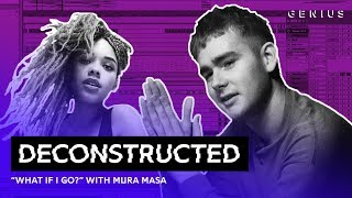 The Making of Mura Masa's ″What If I Go?″ | Deconstructed
