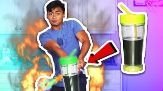 UNSPILLABLE CUP CHALLENGE!