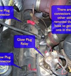 7 3 powerstroke wiring diagram ford 7 pin wiring diagram 7 3 glow plug relay problems 7 3 [ 1280 x 720 Pixel ]