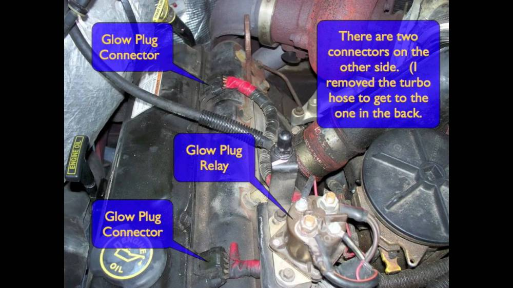 medium resolution of ford glow plugs isuzu npr glow plugs isuzu glow plugs isuzu glow plugs wiring diagram ford
