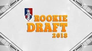 2nd Round Pick | PBA Rookie Draft 2018