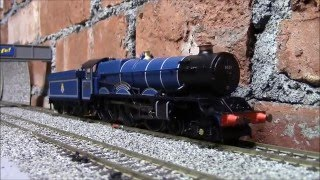 The All New Hornby King Class With TTS Sound