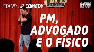 ZOEI O CARA ERRADO - André Santi - Stand Up Comedy
