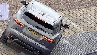 2018 Jaguar E-Pace - Ramp Test