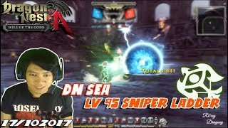 FunLag EDITION !!! Dragon Nest SEA - Lv 95 Sniper PvP Ladder 17/10.2017