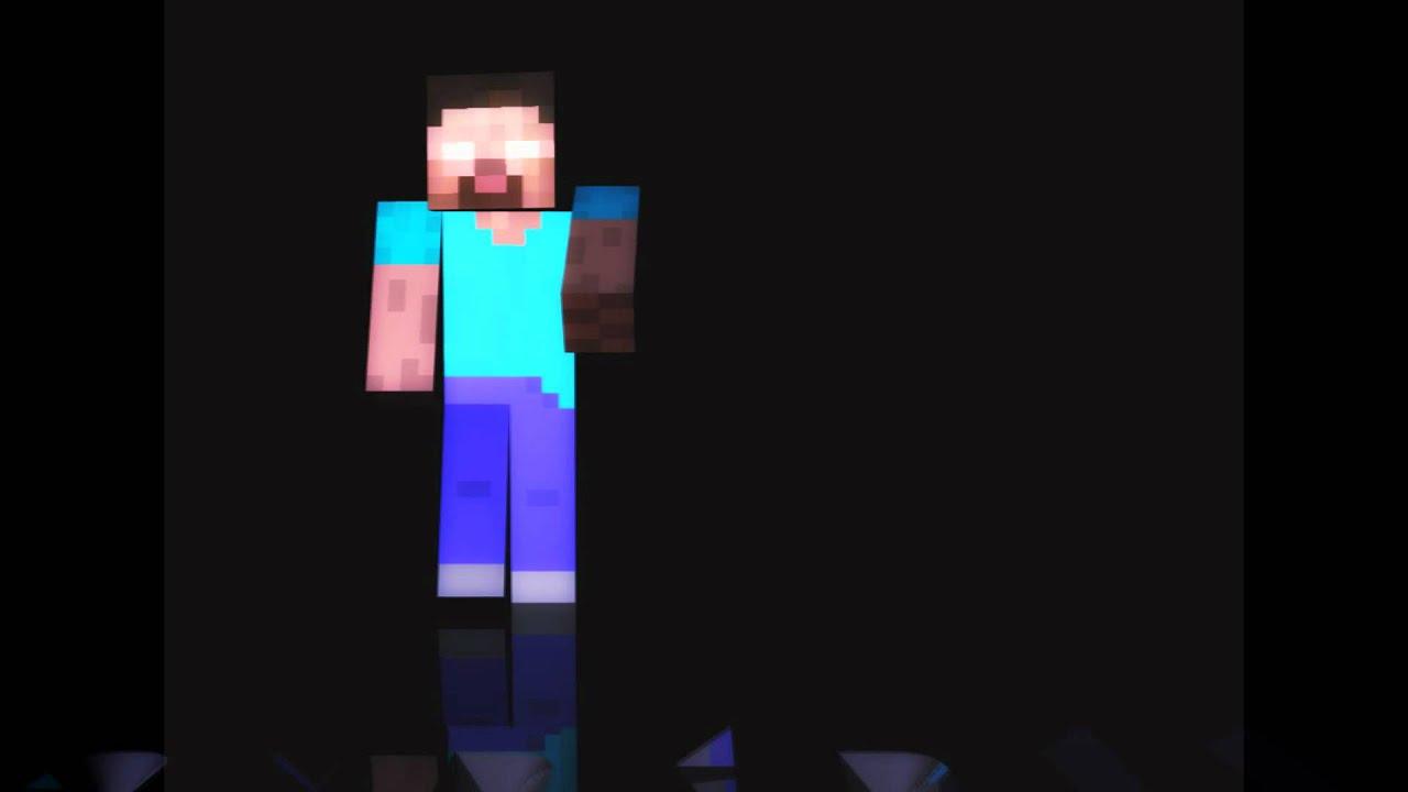 Minecraft Animation Wallpaper Notch Vs Herobrine Animation Promo Youtube