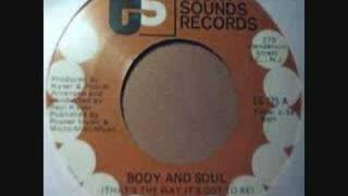 Soul Generation - Body and Soul