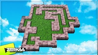 MINIGOLF MAZE WITH MULTIPLE ROUTES! (Golf It)
