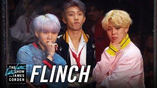 Flinch w/ BTS