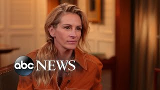 Julia Roberts talks new movie 'Ben is Back'