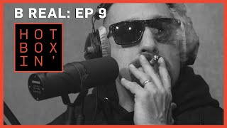 B REAL | HOTBOXIN' WITH MIKE TYSON | EPISODE 9