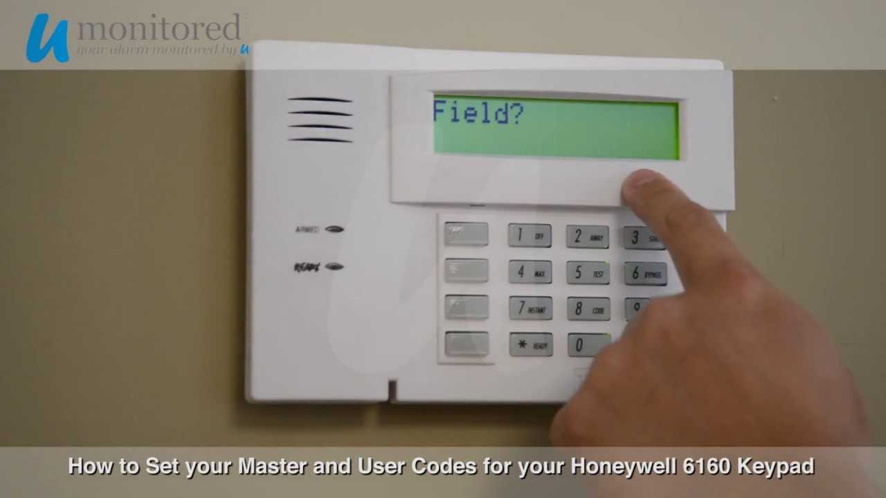 honeywell 6160 keypad programming manual professional user manual rh gogradresumes com ademco 6150 keypad manual honeywell 6150 keypad installation manual