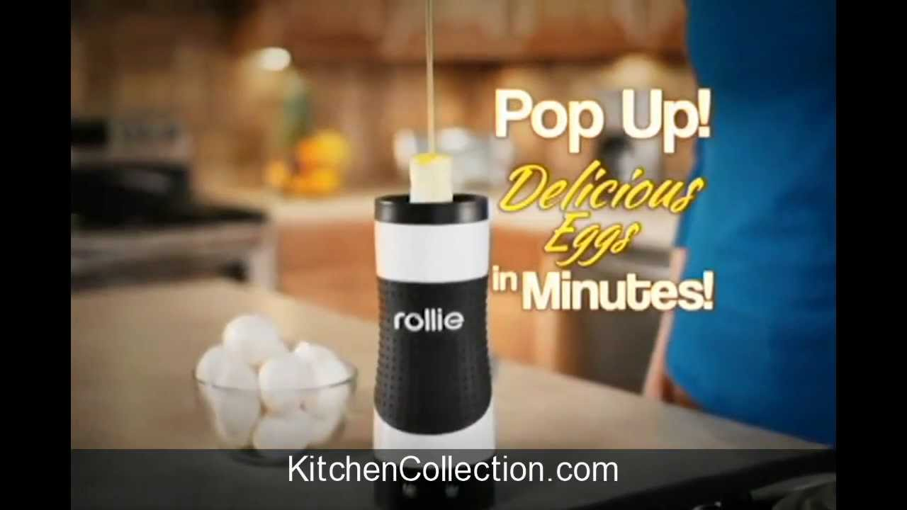 The Rollie Eggmaster Vertical Grill at Kitchen Collection