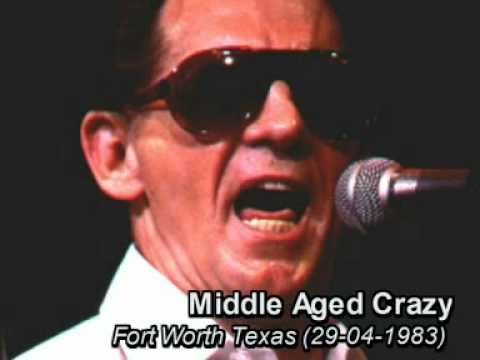 Jerry Lee Lewis Middle Aged Crazy YouTube