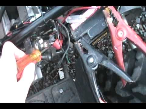 Atv Wiring Diagram Help With Chinese Atv Solenoid Youtube