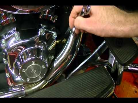 2003 Harley Sportster Wiring Diagram Motorcycle Repair How To Check The Engine Oil Pressure On