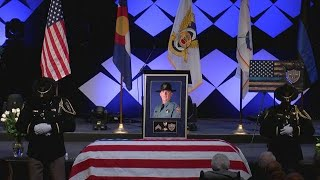 The final call for fallen CSP Cpl. Dan Groves