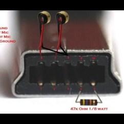 Xlr Connector Wiring Diagram Friedland Door Chime Diy Gopro Hero 3 Waterproof Microphone - 10 Pin Mini Usb To External Mic Hero3 ...