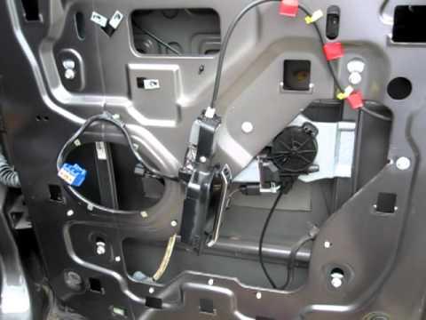 2013 Hyundai Accent Fuse Box Ford F150 Window Regulator Broken Youtube