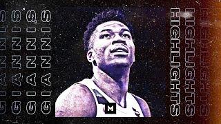 Giannis Antetokounmpo BEST Highlights from 18-19 NBA Season! Greek Freak MVP? (PART 1)