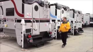 Cirrus 800 Truck Camper - w/Paul ″The Air Force Guy″