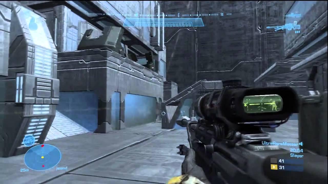 Amazing Halo Reach Forge Maps