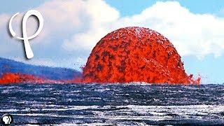 Why Hawaii's volcano is so UNUSUAL